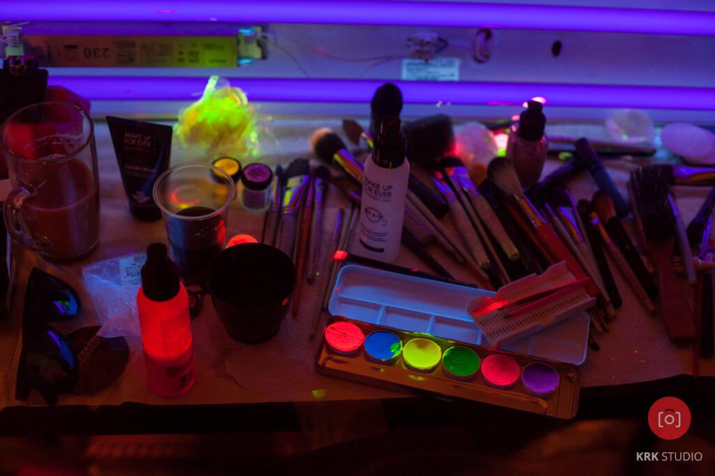 Farby UV
