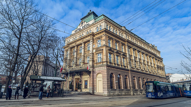 Hotel Royal - Kraków